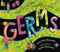 Reviewed in Publishers Weekly @ http://balkinbuddies.tumblr.com/post/154739332557/germs-fact-and-fiction-friends-and-foes-created, Kirkus @ http://balkinbuddies.tumblr.com/post/155079444092/lesa-cline-ransome-and-james-ransomes-germs-fact & BCCB @ http://balkinbuddies.tumblr.com/post/155350211217/lesa-cline-ransome-and-james-ransomes-germs-fact