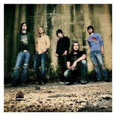 The Red Jumpsuit Apparatus... Yeah I give up, you guys are my favorite