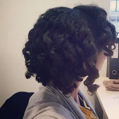 Today's hairstyle... Twist out Bantu #instastyle #instagood #fashion #womensfashion #lookbook #accessories #photooftheday #clothes #love#tbt#blackgirlsrock  #spring #f4f #heels#purses#fun#smile  #followme #l4l #like4follow #blackgirlsrock #stylecrush #friday #hair