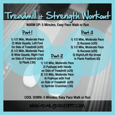 Fitness Roundup: Calorie Torchers (like this treadmill and strength workout)