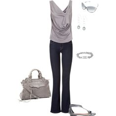 Grey, created by vitzi60 on Polyvore