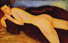 Amedeo Modigliani 1907