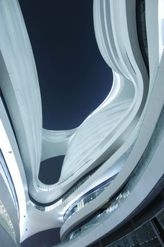 Galaxy Soho - Architecture - Zaha Hadid Architects
