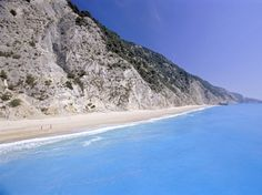 Egremnoi Beach - Lefkas, Greece