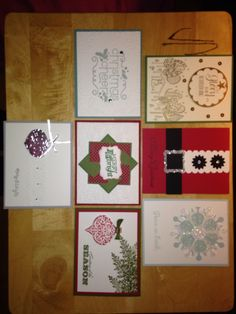 Christmas Cards December 2014