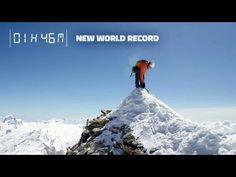 Speed Climbing The Matterhorn