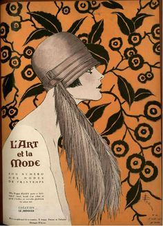 Art Deco poster, l'Art et la Mode, 1925 Retro Poster, Poster S, Poster Vintage, Retro Print, Art Deco Illustration, Moda Vintage, Vintage Art, Vintage Travel, Art Quotidien