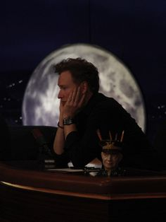 Conan O'Brien, By The Light Of The Moon