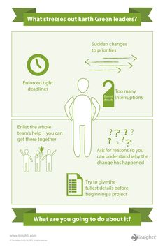 Even leaders can get stressed from time to time. If you recognise that you have a lot of Earth Green energy, take these steps to ease your stress...