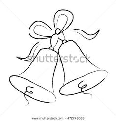 Free Clipart Of Wedding Bells And Pictures With Flowers Ribbons Other
