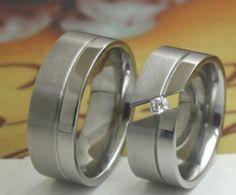 Alianzas-argollas- Matrimonios --bodas-acero- - BsF 995,00