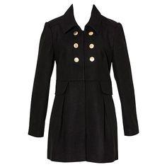 Portmans - Rosie Button Up Coat