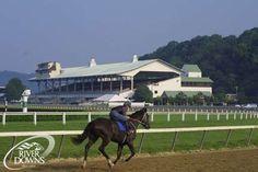 River Downs Race Track, Cincinnati, OH
