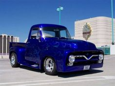 55 Ford pickup...Brought to you by House of Insurance Eugene, Oregon Call for #Low #cost #Insurance. 541-345-4191