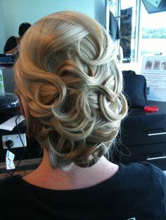 Wedding Upstyles    The Works Hair, Beauty & Bridal Salon