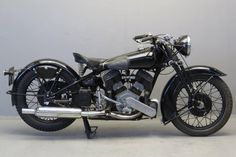 1939 Brough Superior 1150 JAP