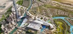 El Blog de TodoGrama: La pista de esquí cubierta mas larga del mundo estará lista para el 2020 en Dubai