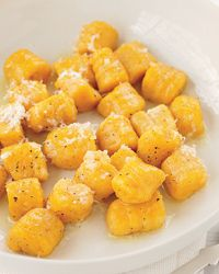 Carrot-Potato Gnocchi - Fresh Pasta