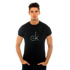 Tee Shirt Calvin Klein KMP45A Noir