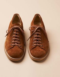 YMC - Work Shoe (rust)