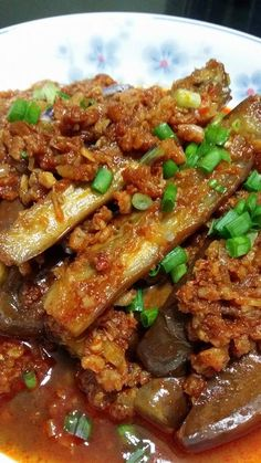 Singapore Home Cooks: Sambal Brinjal by Margaret Goh