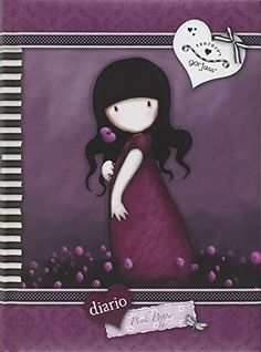 Amazon.it: Diario Gorjuss tapestry pink poppy cm 11x15 - Imbottito non datato - Aa.Vv - Libri