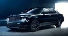 Bentley Mulliner Crafted This Bespoke Mulsanne Speed For Watch Customizer