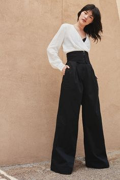 Shop Silence + Noise Super-High Rise Wide Leg Pant at Urban Outfitters today. We carry all the latest styles, colors and brands for you to choose from right here.