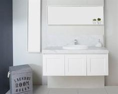 Find ADP The London Wall Hung Bathroom Vanity Cabinet at our bathroom Warehouse store in Osborne Park, Perth WA, a leading supplier of bathroom products Wall Hung Bathroom Vanities, Wall Hung Vanity, Bathroom Vanity Cabinets, Bathroom Renos, Small Bathroom, Bathroom Ideas, Bathroom Designs, Bathroom Inspo, Bathroom Layout