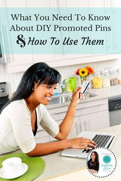 Pinterest Expert Anna Bennett shares how to use PInterest Promoted Pins. Click here to see how it all works and why your business should invest in these ads! http://www.whiteglovesocialmedia.com/need-know-diy-promoted-pins-use/ #PinterestForBusiness