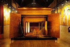 Resultado de imagen para plano de la tumba de tutankamon