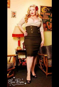 Pinup fashion ♥