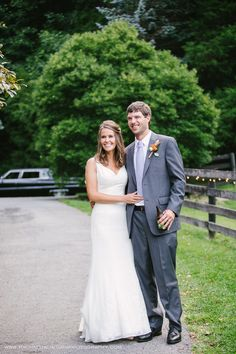 Wedding Portraits by Rachael McIntosh Photography at The Fields of Blackberry Cove, Asheville NC
