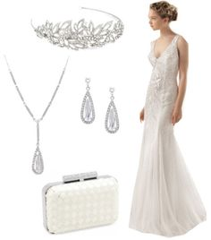 great gatsby dresses | Throw A Great Gatsby Style Wedding - Bride Vs Groom