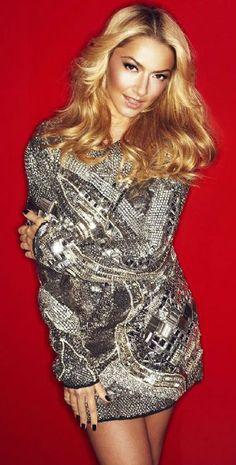 Turkish Singer, Hadise Açikgöz | #Fashion #Shoots