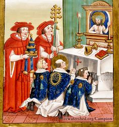 Messe de saint gr goire on pinterest triptych henry viii and liverpool - Philippe campion ...