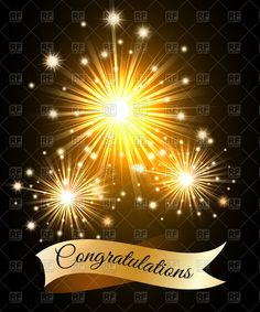 fireworks with wording Congratulations Vector Image – Vector illustration of Holiday © Festive fireworks with wording Congratulations, Holiday .Festive fireworks with wording Congratulations, Holiday . Congratulations Quotes Achievement, Congratulations Pictures, Congratulations Balloons, Congratulations Greetings, Happy Birthday Images, Happy Birthday Cards, Birthday Greetings, Birthday Wishes, Anniversary Wishes For Sister