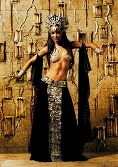 Beautiful Aaliyah, superb as the Queen of all Vampires! You live for eternity and beyond.