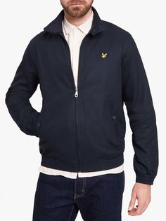 Men's Clothing- Shop the latest range of men's designer clothing with Evolve Clothing. Shop now and get express worldwide delivery. Evolve Clothing, Lyle Scott, Harrington Jacket, Latest Fashion, Menswear, Footwear, Trending Outfits, Navy, Clothes For Women