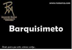 BARQUISIMETO , #RomarcaEnvios y todo su equipo , lamenta todo lo sucedido en esa #Bella #tierra , con nuestros #Hermanos #Barquisimetanos !!! Nuestros #Pensamientos , nuestras #Fuerzas y #Oraciones están con ustedes!!! DIOS bendiga a #Barquisimeto !!! DIOS BENDIGA A VENEZUELA !!!