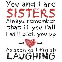 10 Lovely Sister Quotes (with Pictures) found on Polyvore