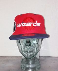e34f260251e adidas Washington Wizards Red 2016 NBA Draft Snapback Hat - NBA  adidas  WashingtonWizards  Red
