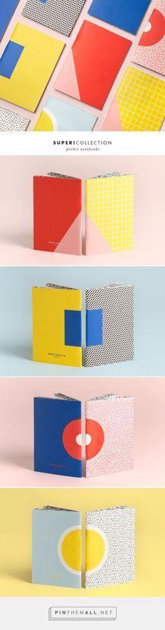 Write Sketch &   Super! Pocket Notebooks on Behance…