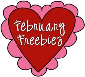 Corkboard Connections: February Freebies Galore!