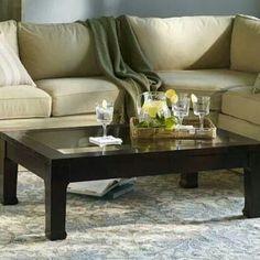 New Leaf® custom coffee tables