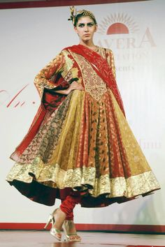 Ritu Beri Designs | Savera Fashion Show