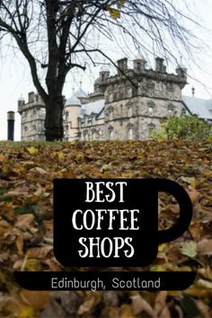A great list of some of Edinburgh's best coffee shops, all of which have great coffee and that all important WiFi connection.
