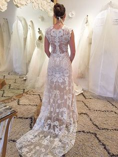 Claire Pettibone Romantique 'Cheyenne' wedding dress at Willow Bride(Whitefish, MT) http://clairepettibone.tumblr.com/post/128643431377/claire-pettibone-romantique-cheyenne-wedding?utm_content=buffera07dc&utm_medium=social&utm_source=pinterest.com&utm_campaign=buffer http://romantique.clairepettibone.com/collections/into-the-sunset/products/cheyenne-in-ivory?utm_content=buffer793d1&utm_medium=social&utm_source=pinterest.com&utm_campaign=buffer