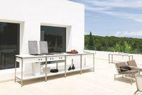Cuisine d'extérieur inox, mobile, design, barbecue, plancha... - CôtéMaison.fr