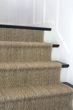 Shine Your Light: Seagrass Stair Runner